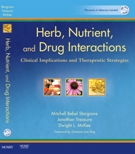 hjerb drug interactions, nutrient drug interactions book